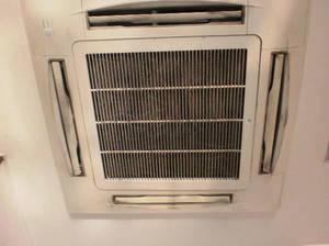 愛知県名古屋市 『業務用エアコン洗浄』