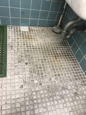 愛知県名古屋市 トイレタイル洗浄